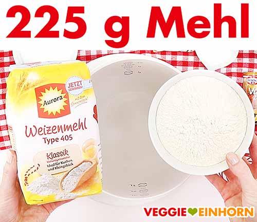Mehl (Weizenmehl Type 405)
