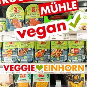 Vegane Produkte von Ruegenwalder im Supermarkt