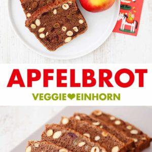 Apfelbrot Pinterest