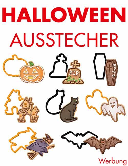 Halloween Keksausstecher