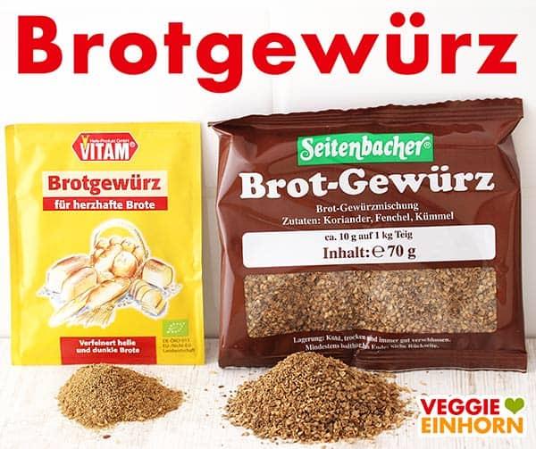 Brotgewürz von Vitam und Seitenbacher