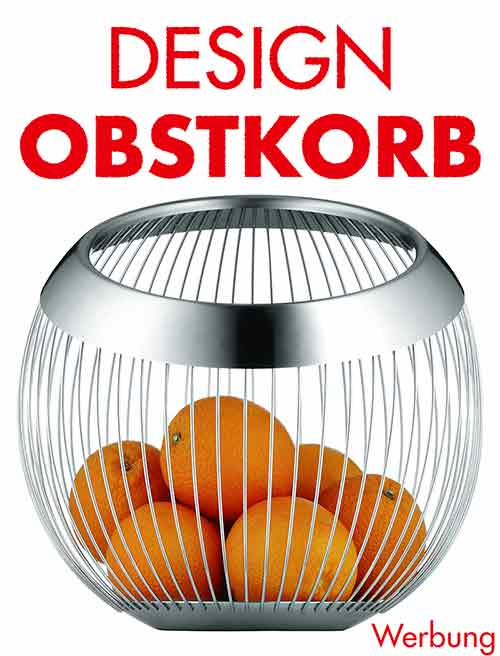 Design Obstkorb