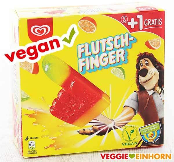 Flutschfinger Eis vegan