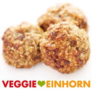 Vegane Haferflockenkekse | Einfache gesunde Haferflocken Kekse ohne Zucker | Vegane Haferkekse mit Banane und Datteln