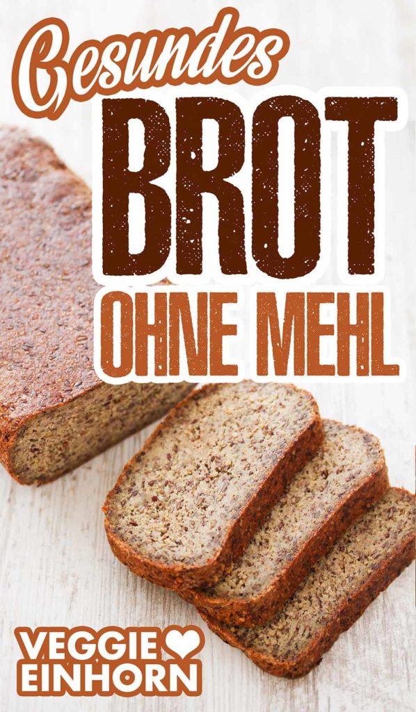 Gesundes Brot ohne Mehl