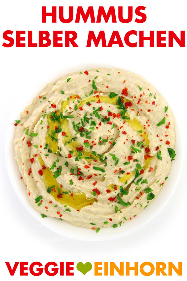 Veganes Hummus