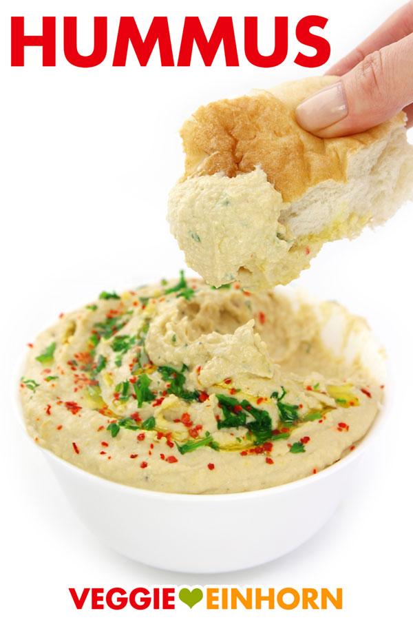 Selbst gemachtes Hummus