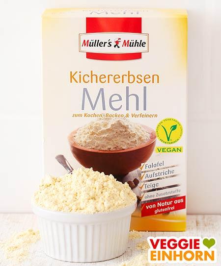 Kichererbsenmehl von Müller's Mühle