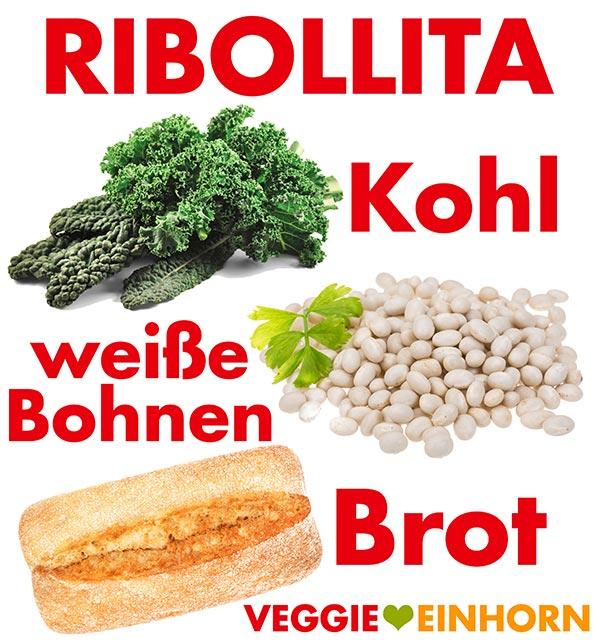 Grünkohl, weiße Bohnen und Ciabatta Brot