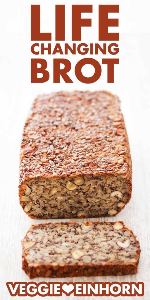 Ein Laib Life Changing Brot