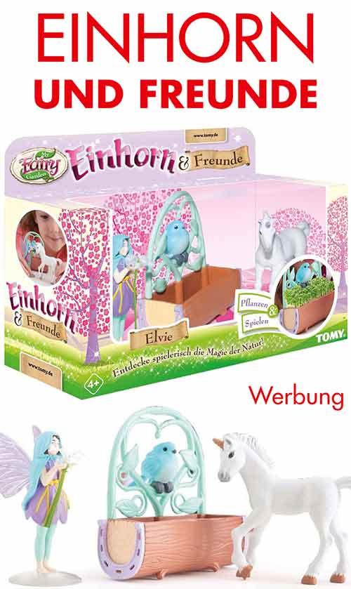 My Fairy Garden Erweiterungsset Einhorn und Freunde