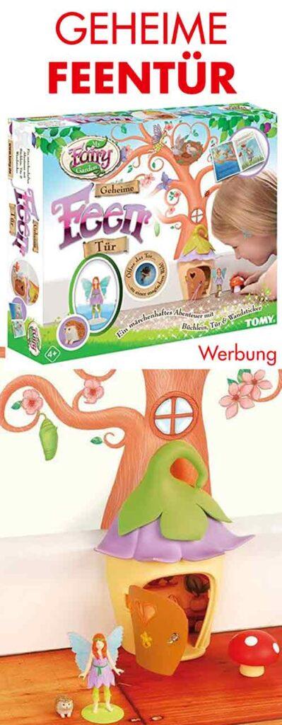 Spielzeugset Geheime Feentür