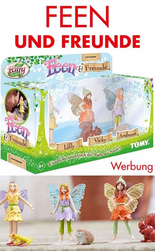 My Fairy Garden Set Feen und Freunde