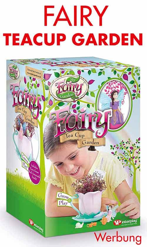 My Fairy Garden Spielzeugset Teacup Garden