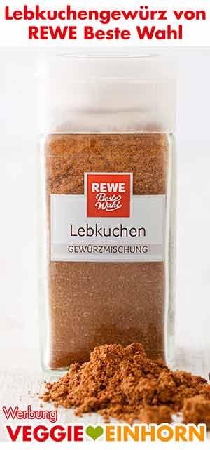Lebkuchengewürz von Rewe