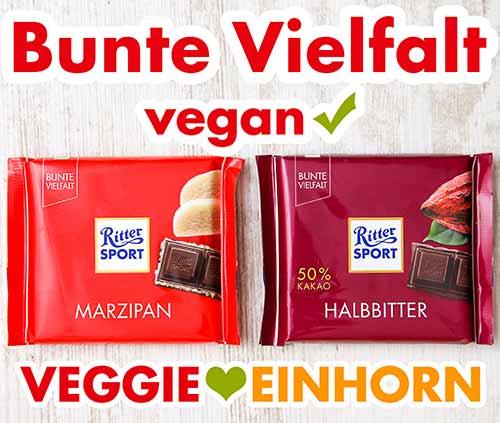 Vegane Sorten von Bunte Vielfalt
