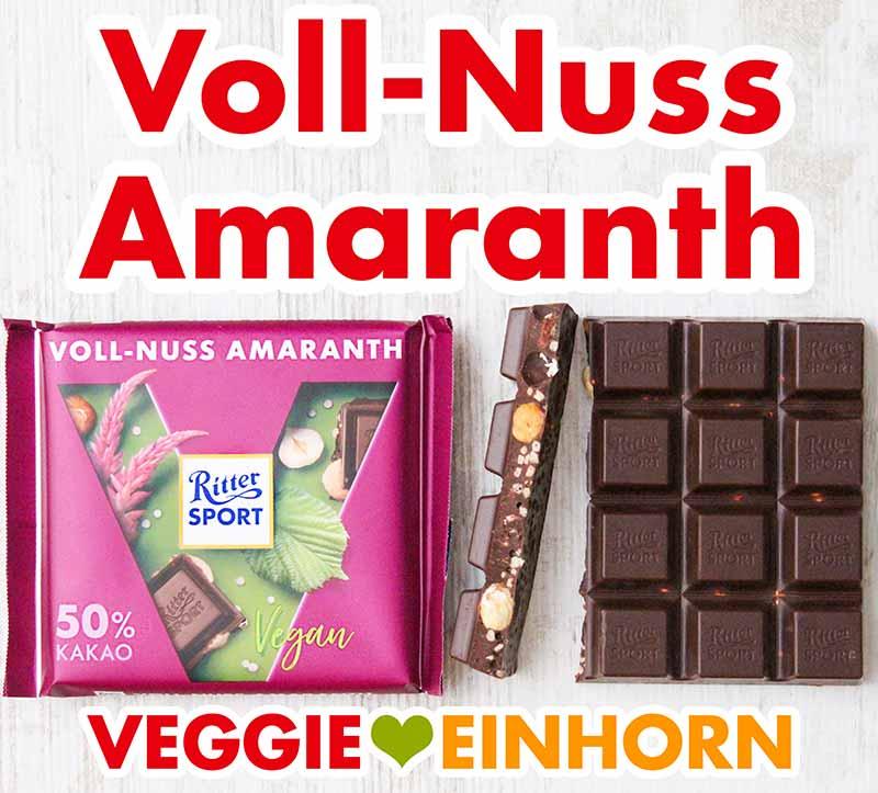 Ritter Sport Voll-Nuss Amaranth