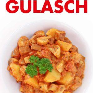 Tofu Gulasch
