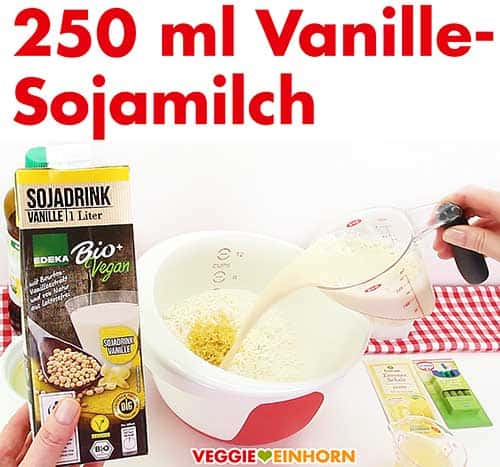 Vanille Sojamilch