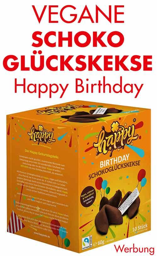 Glückskekse zum Geburtstag