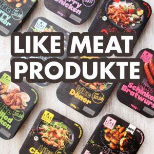 Vegane Produkte von Like Meat
