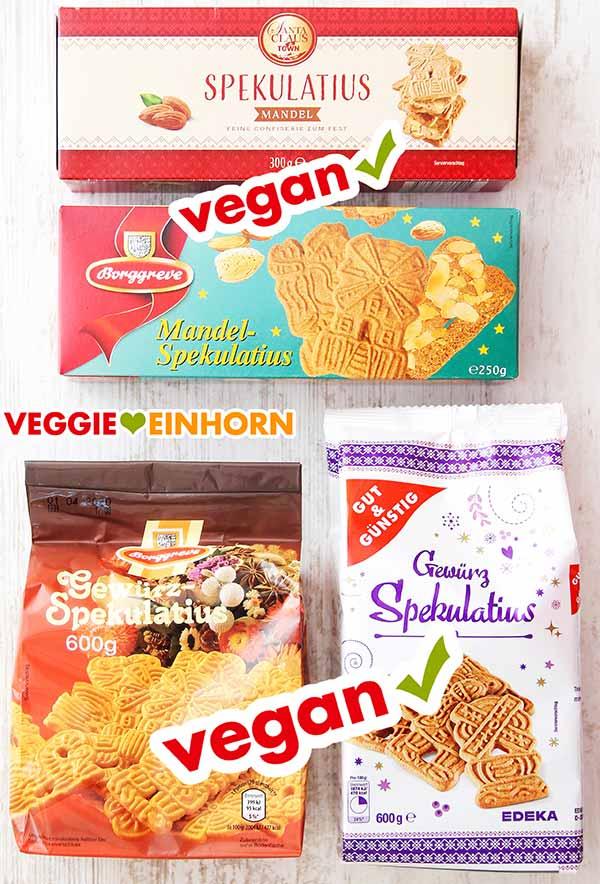 Vegane Spekulatius
