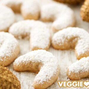 Vegane Vanillekipferl Rezept