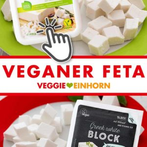 Veganer Feta einkaufen