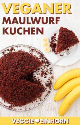 Veganer Maulwurfkuchen Pinterest 42113