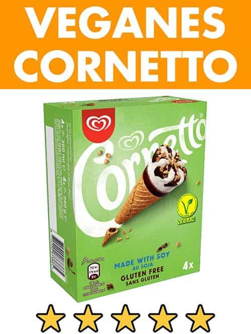 Veganes Cornetto