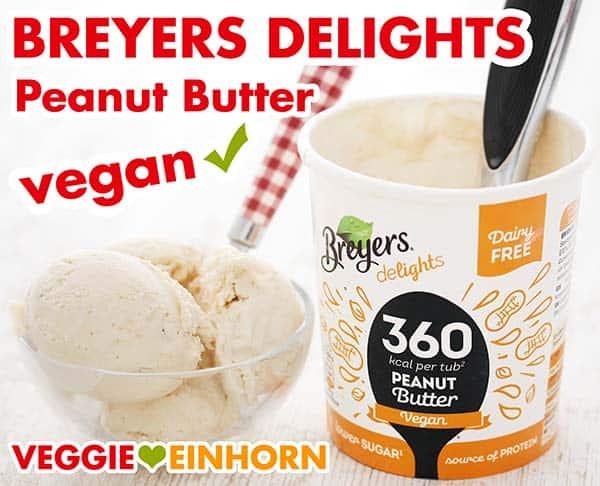 Breyers Delights veganes Eis
