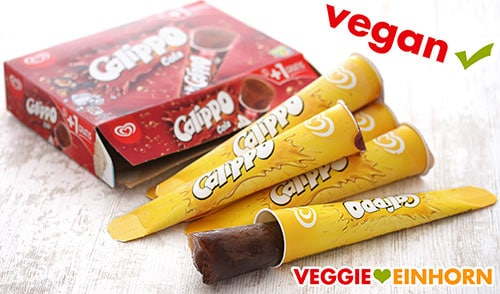 Veganes Eis (Calippo Cola)