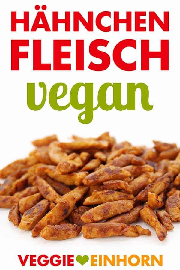 Veganes Hähnchenfleisch