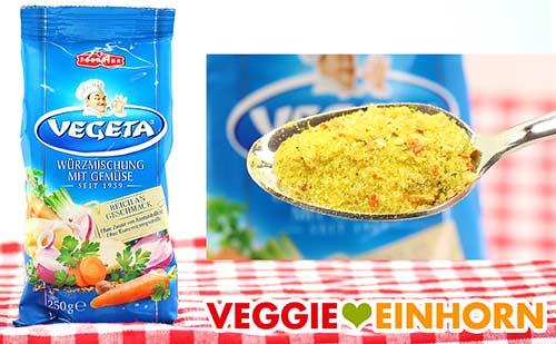 Vegeta Gewürz für Djuvec Reis