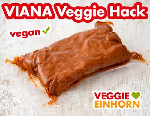 Vegetarisches Hack von Viana