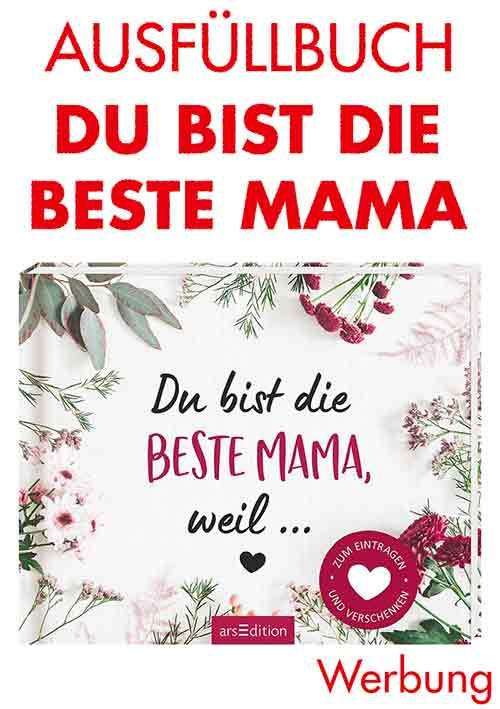 Ausfüllbuch Du bist die beste Mama weil