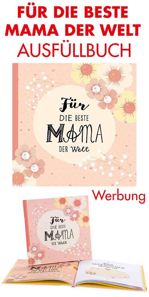 Buch Für die Beste Mama der Welt