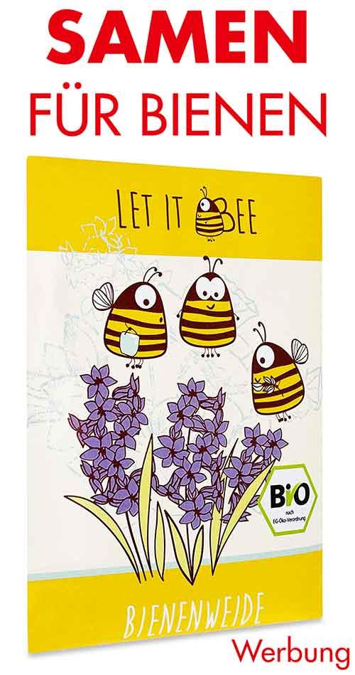 Bienen Samen