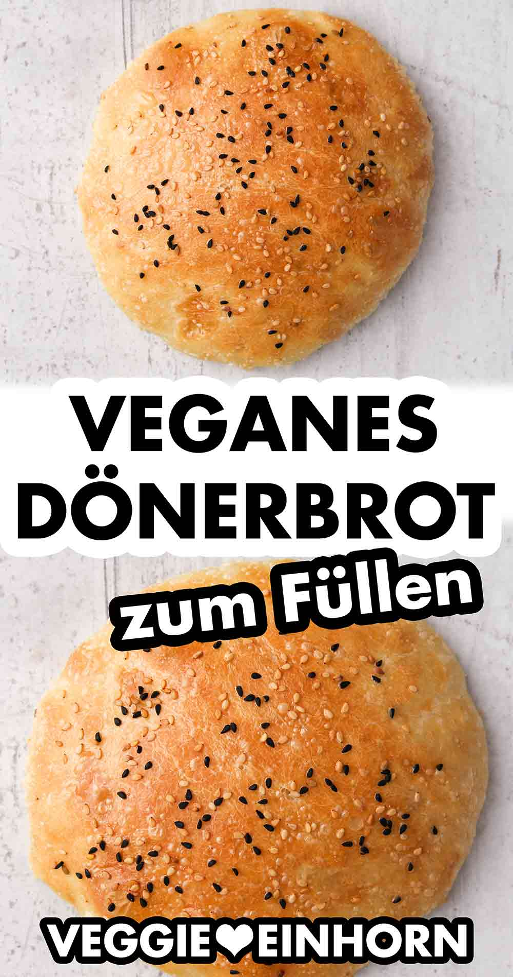 Veganes Dönerbrot