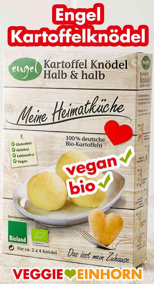 Engel Bio Kartoffel Knödel