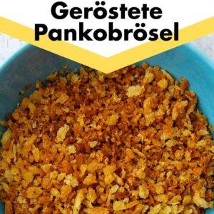 Geröstetes Panko Paniermehl