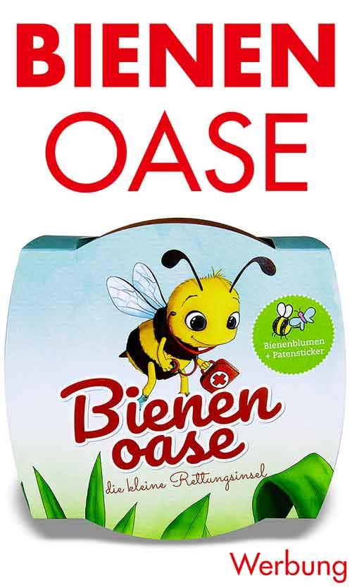 Hilfe für Bienen