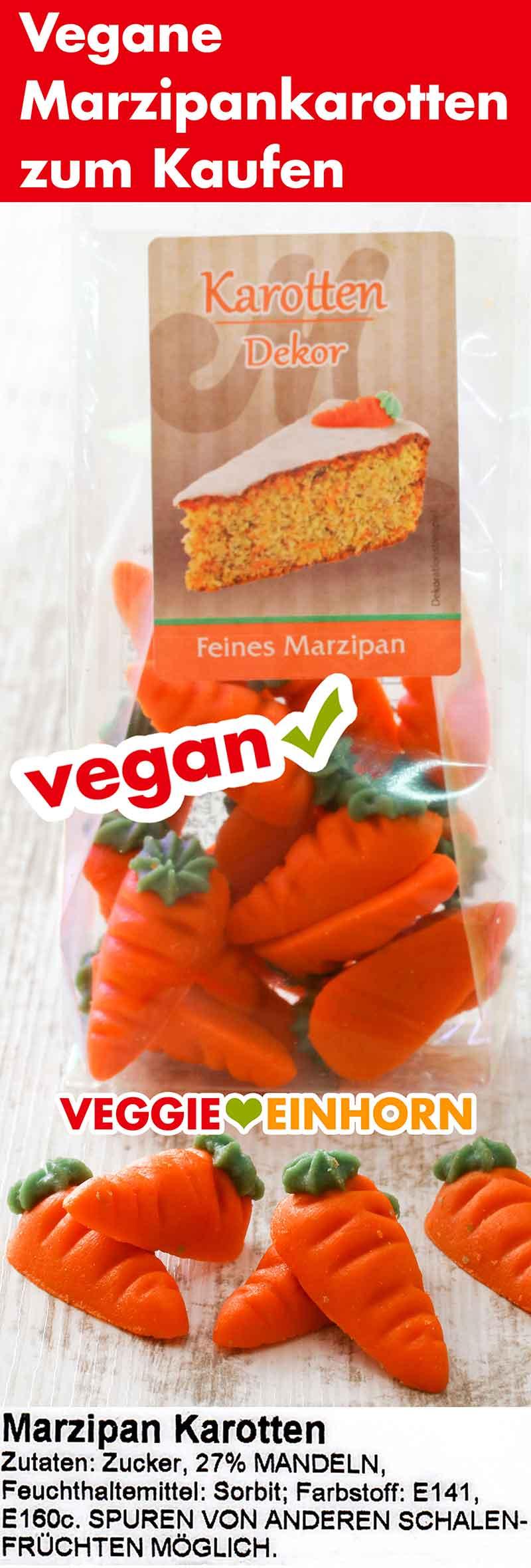 Odenwälder Marzipan Karotten