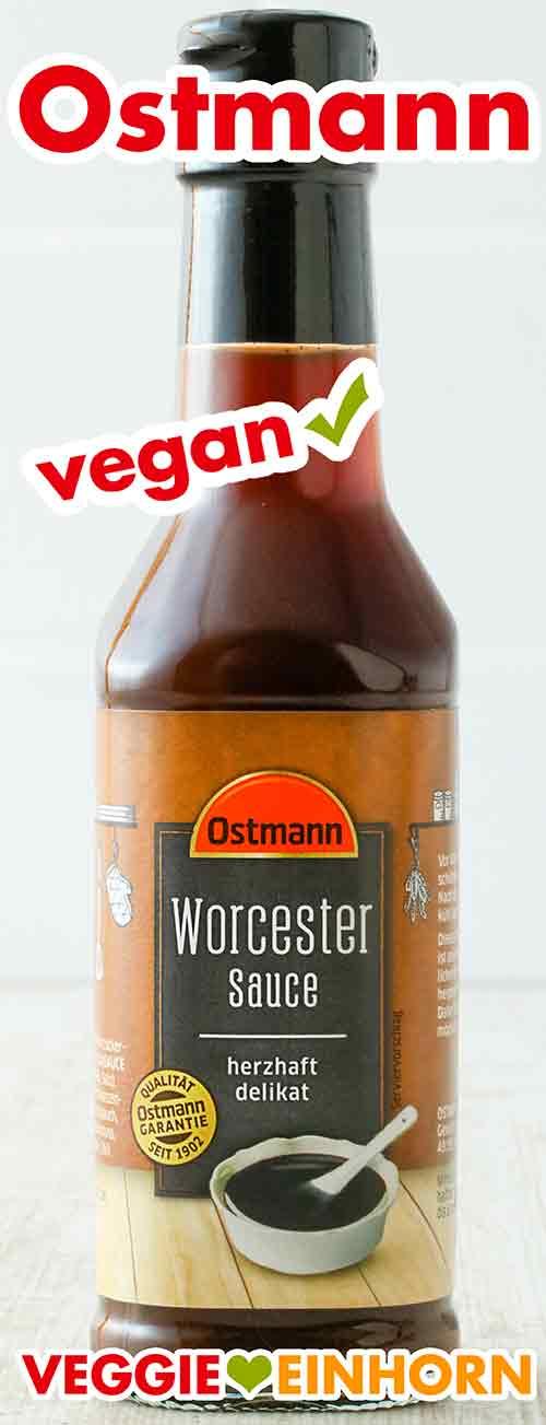 Ostmann Worcestersauce