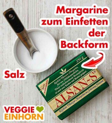 Salz und Margarine
