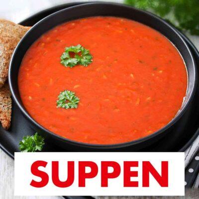 Vegane Suppen Rezepte
