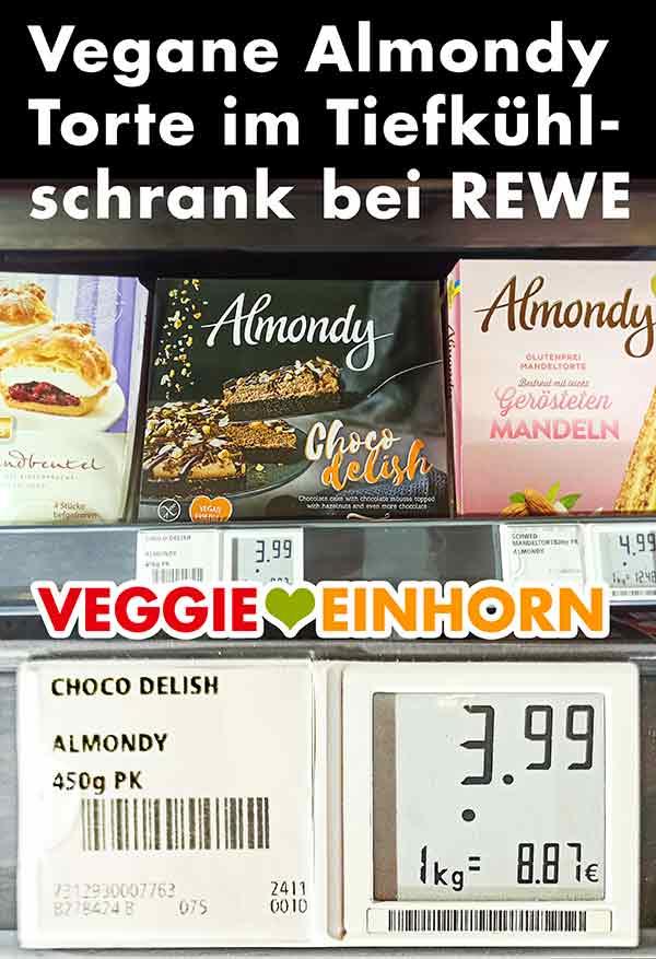 Die Almondy Choco Delish Torte bei Rewe